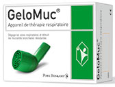 Gelomuc -  breathing treatment device